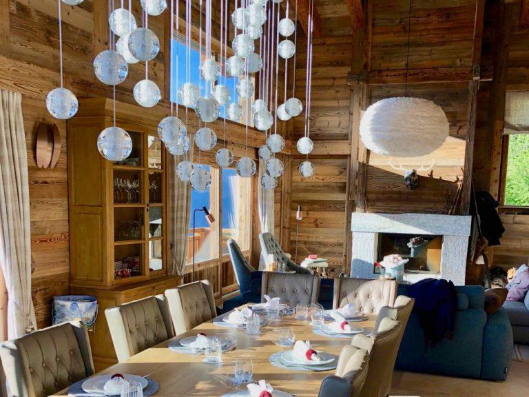 Design Luxury Chalet Rental Verbier